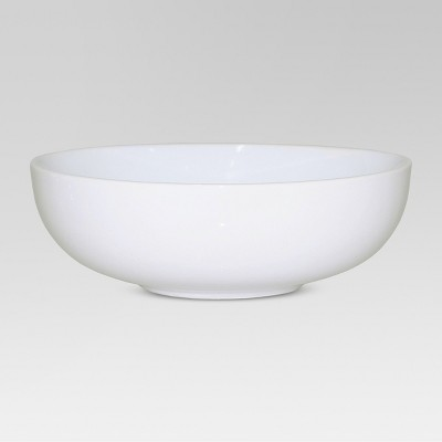 48oz Porcelain Serving Bowl White - Threshold™
