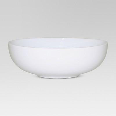 48oz Porcelain Serving Bowl White - Threshold™