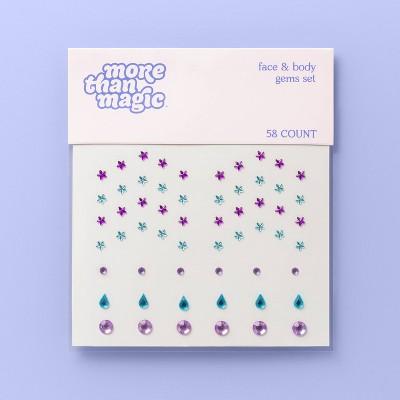 Face & Body Gems Set - 58ct - More Than Magic™