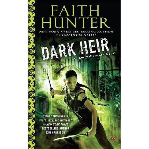Dark Heir - (Jane Yellowrock) by  Faith Hunter (Paperback) - image 1 of 1