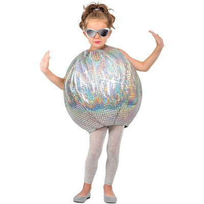 Princess Paradise Disco Ball Child Costume