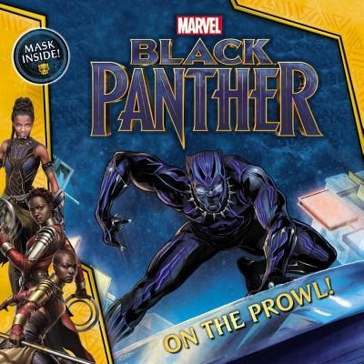 MARVEL's Black Panther: On the Prowl! (Paperback)(R. R. Busse)