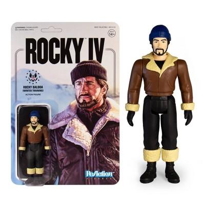 Super7 ReAction Figure - Rocky - Rocky Balboa Winter Training