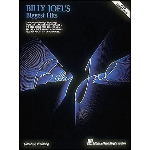 Hal Leonard Billy Joel'S Biggest Hits Alto Saxophone - image 1 of 1