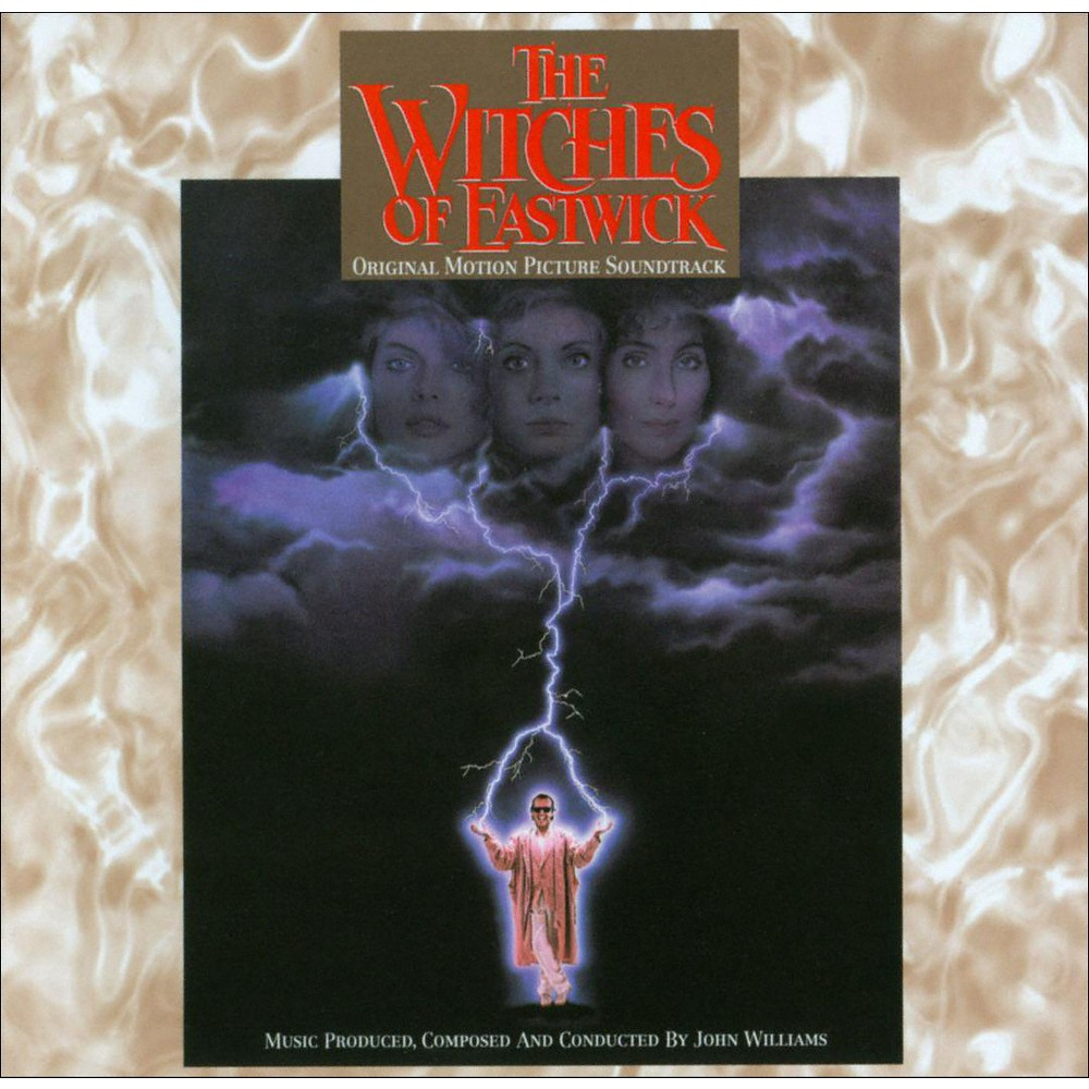 John Williams - Witches Of Eastwick (Osc) (CD)