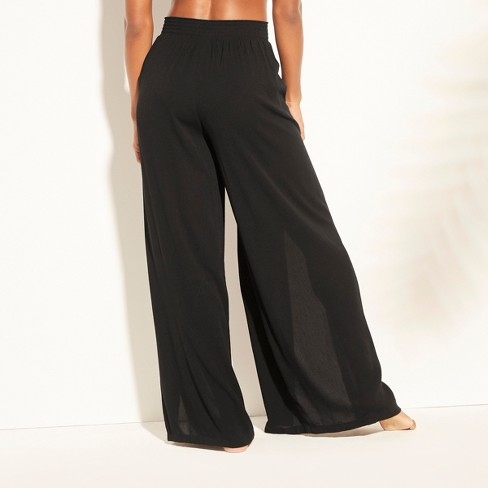 a179f2749 Women's Tie Waist Beach Cover Up Pants - Kona Sol™ : Target