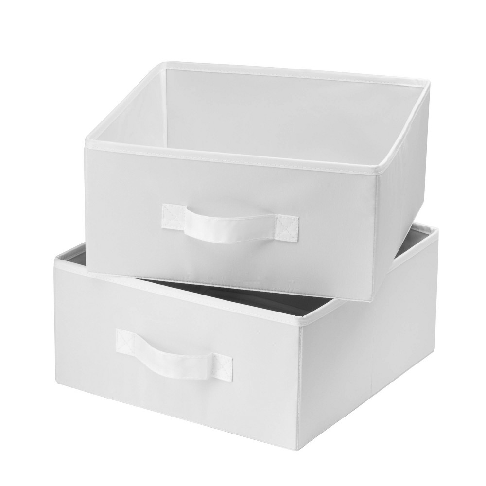 Image of Honey-Can-Do Drawer Organizer White