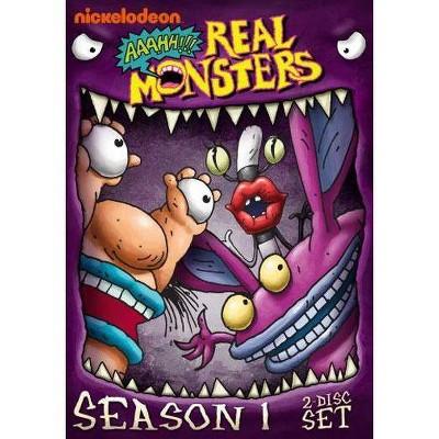 Aaahh!!! Real Monsters: Season 1 (DVD)(2011)