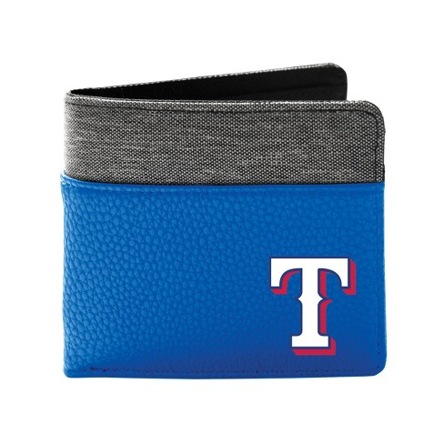 MLB Texas Rangers Pebble BiFold Wallet - image 1 of 2