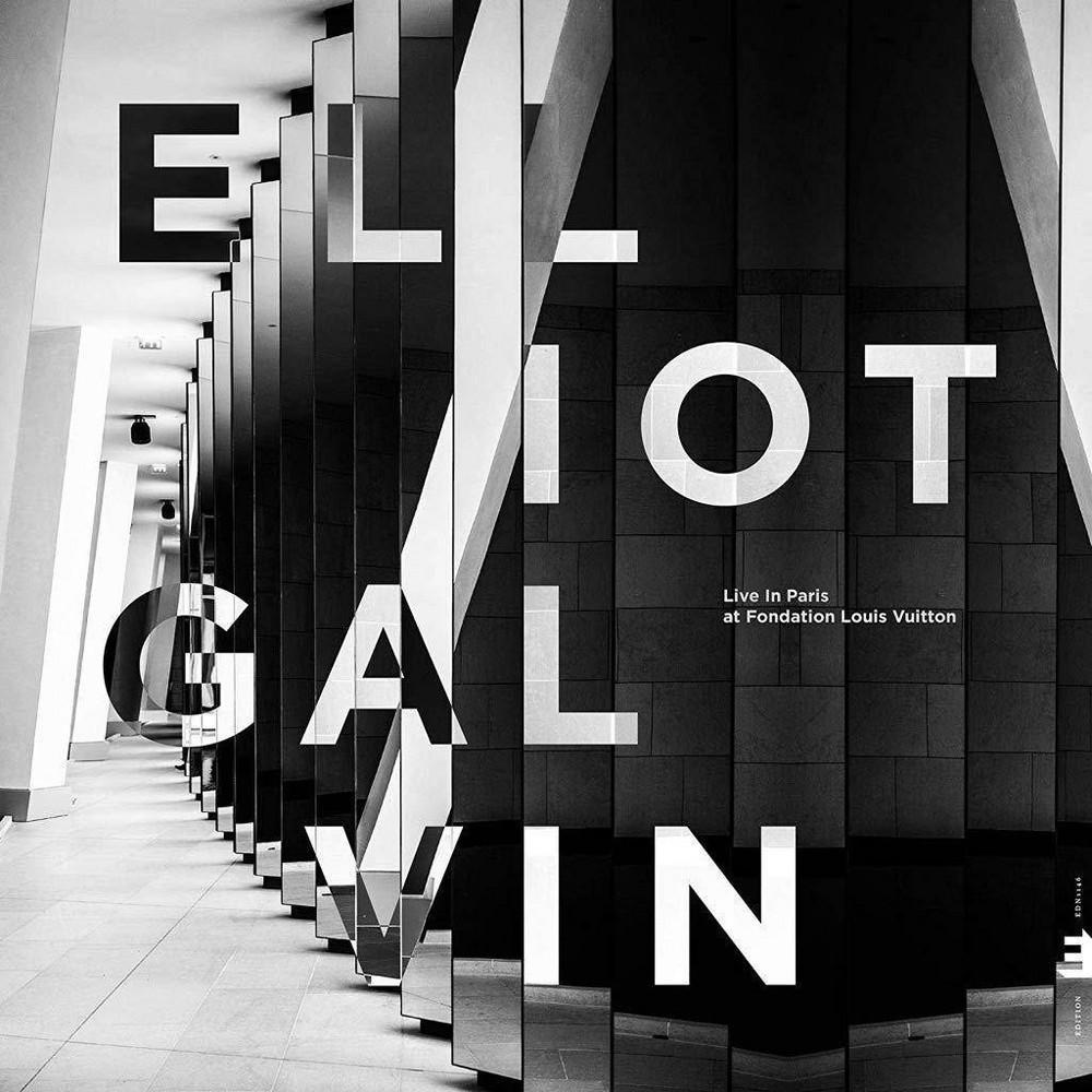 Elliot Galvin - Live in Paris at Fondation Louis Vuitton (CD) Elliot Galvin - Live in Paris at Fondation Louis Vuitton (CD)