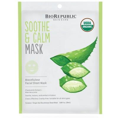 BioRepublic SkinCare Soothe and Calm Facial Treatment - 0.85 fl oz