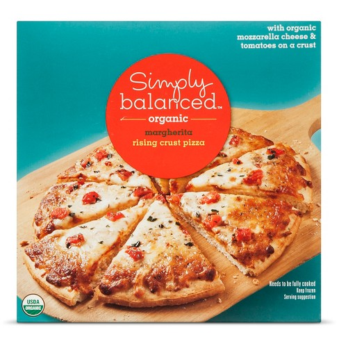 Margherita Pizza - 15.52oz - Simply Balanced™ - image 1 of 1