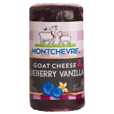 Montchevre Blueberry Vanilla Goat Cheese - 4oz - image 1 of 4