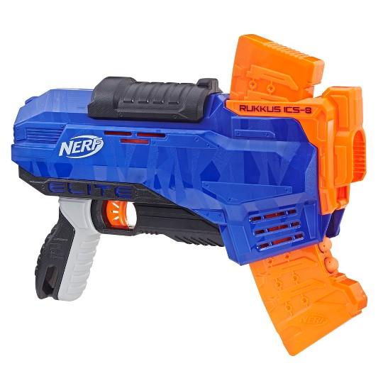 NERF N-Strike Elite Rukkus ICS-8 image number null