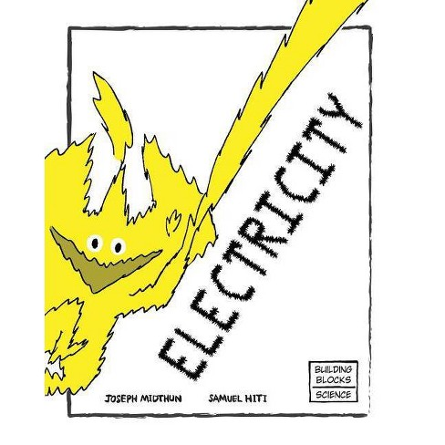 Electricity - (Building Blocks of Physical Science/Soft Cover) by  Joseph Midthun (Paperback) - image 1 of 1