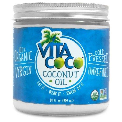 Coconut Oil: Vita Coco Coconut Oil
