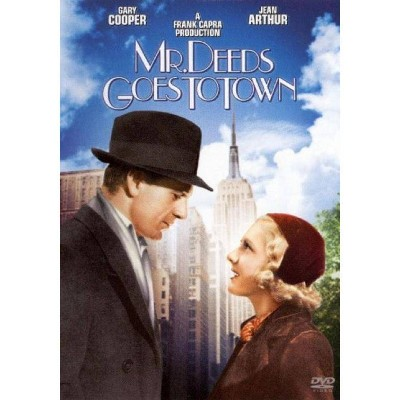Mr. Deeds Goes To Town (DVD)(2008)
