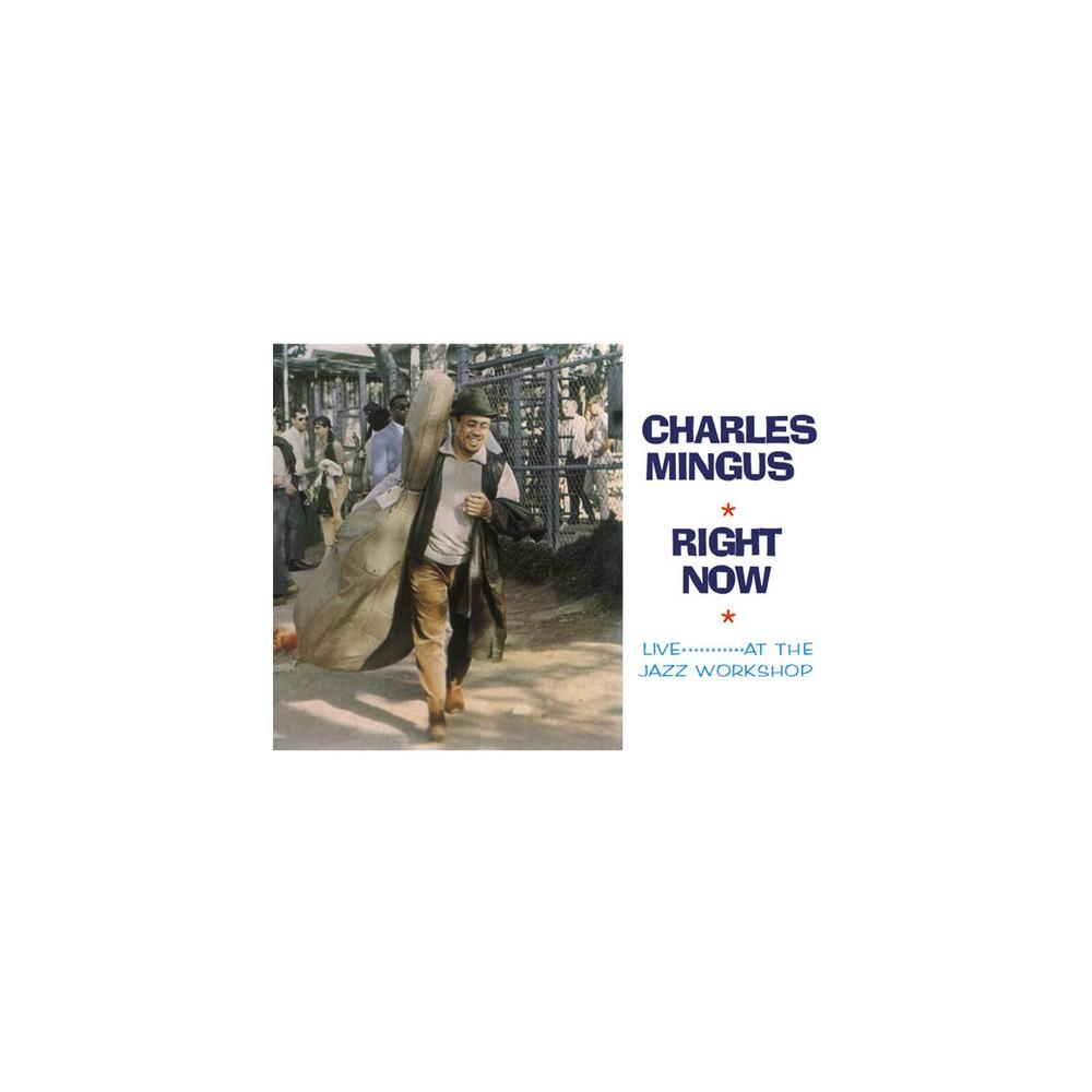 Charles Mingus - Right Now (Vinyl)