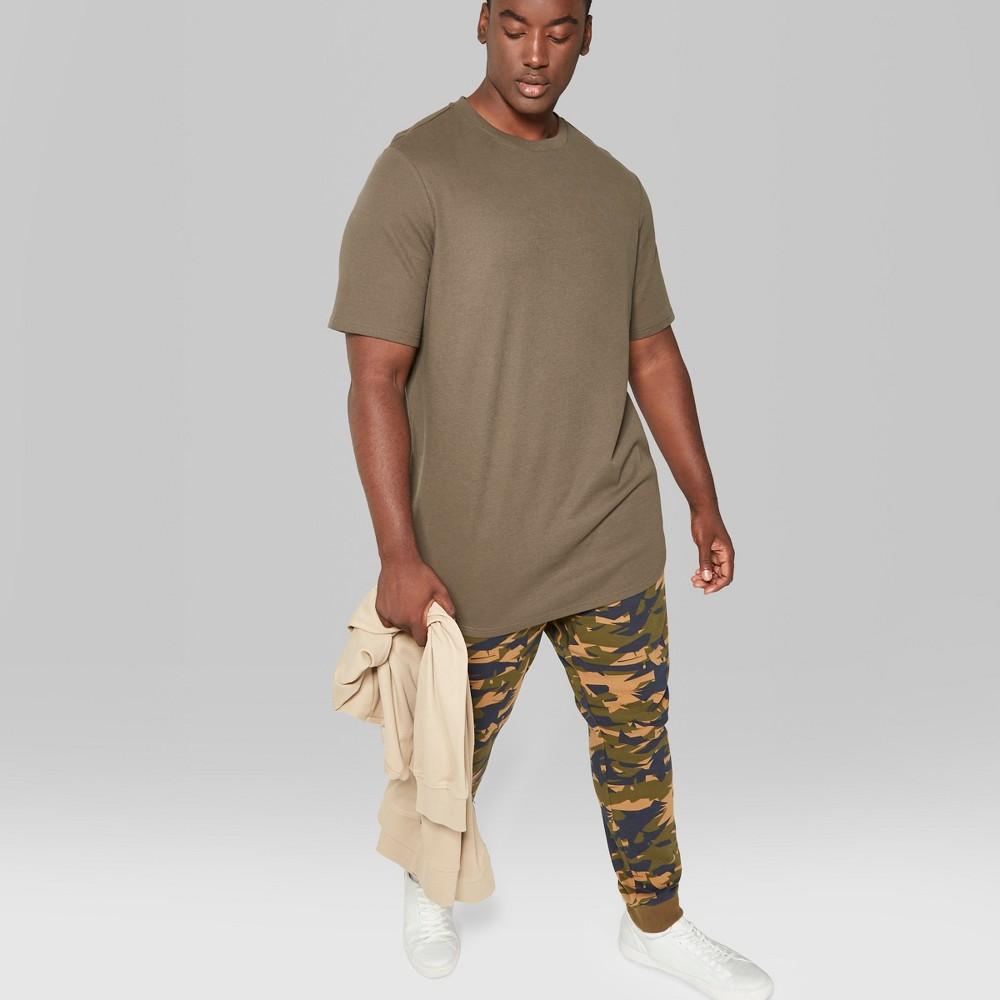Mens Big Tall Short Sleeve Thermal T Shirt Original Use