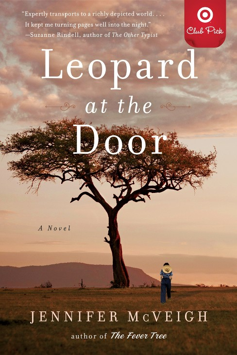 Leopard at the Door Oct 2017 Target Book Club Pick (Paperback) (Jennifer McVeigh) - image 1 of 1