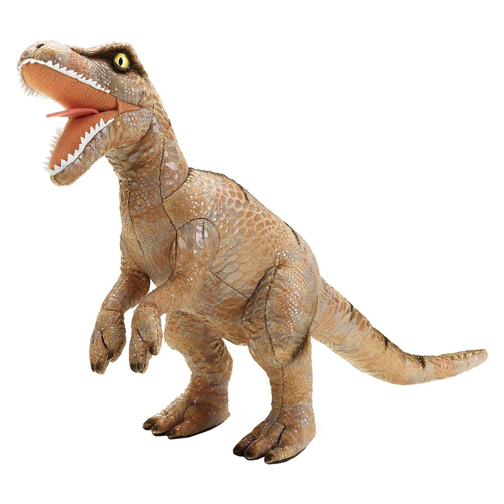 Lelly National Geographic Velociraptor Plush Toy
