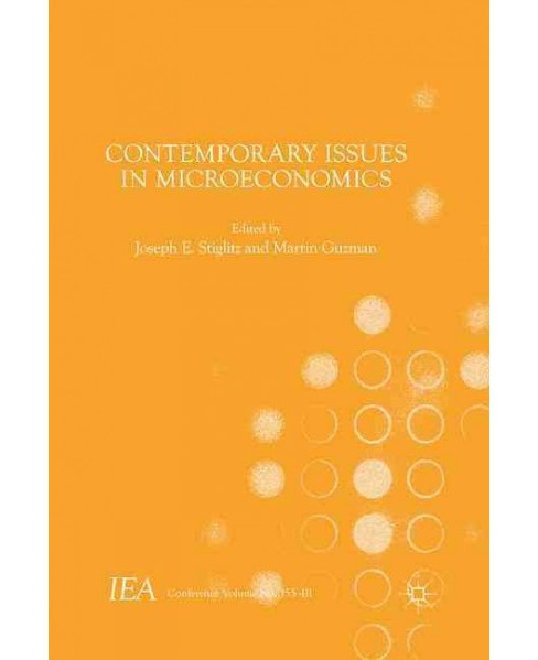 Contemporary Issues in Microeconomics (Paperback) - image 1 of 1