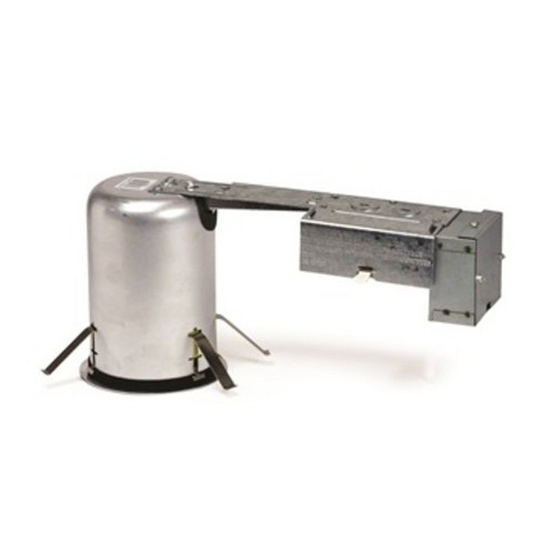 """Nora Lighting NHRIOIC-48LE3 Remodel Housing for 4"""" LED Trim Size - IC Rated and Airtight - image 1 of 1"""