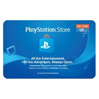 $50 PlayStation Store Gift Card Digital Deals