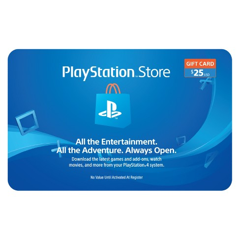 PlayStation Store Gift Card (D...