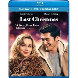 Last Christmas (Blu-ray + DVD + Digital)