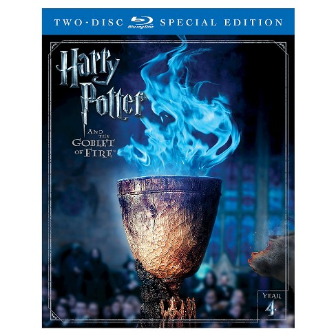 Harry Potter and the Goblet of Fire (2-Disc Special Edition) (Blu-ray) - image 1 of 1