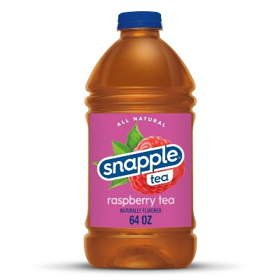 Snapple Raspberry Juice Drink - 64 fl oz Bottle