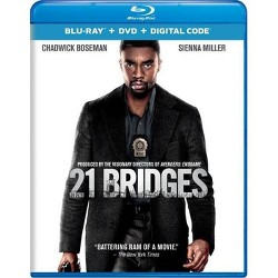 21 Bridges (Blu-ray + DVD + Digital)