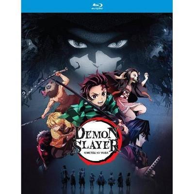 Demon Slayer: Kimetsu no Yaiba - Part 1 (Blu-ray)