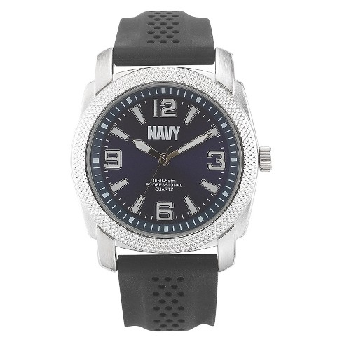 b40f0b781 Men's' Wrist Armor U.S. Navy C21 Analog Quartz Watch - Blue : Target