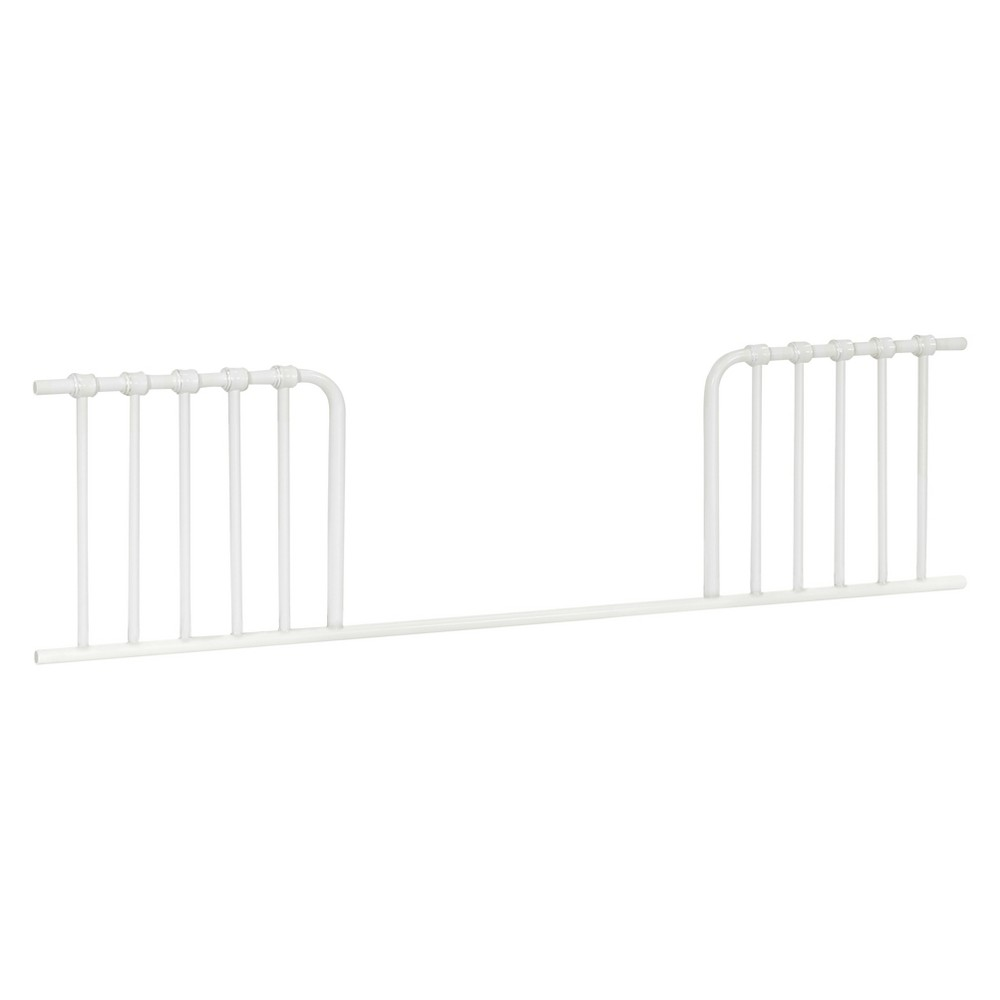 Image of Million Dollar Baby Classic Abigail/Winston Toddler Bed Conversion Kit - Washed White