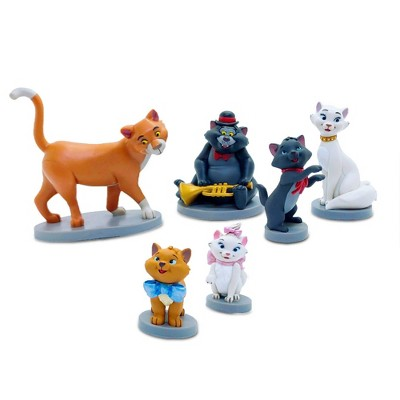 Disney Aristocats Mini Figures - 6pc - Disney store