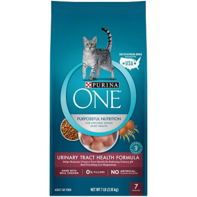 Cat Food: Purina ONE Urinary Tract Health Formula