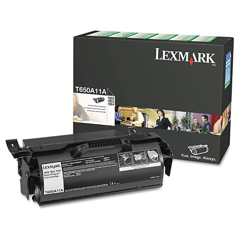 Lexmark Toner, 7000 Page-Yield - Black (T650A11A) - image 1 of 1