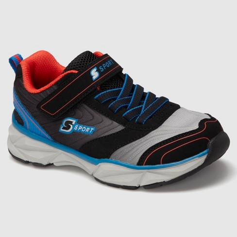 Boys' S Sport by Skechers Lapse Athletic Shoes - Blue 5 - image 1 of 4