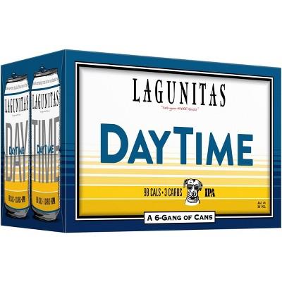 Lagunitas Day Time IPA Beer - 6pk/12 fl oz Cans