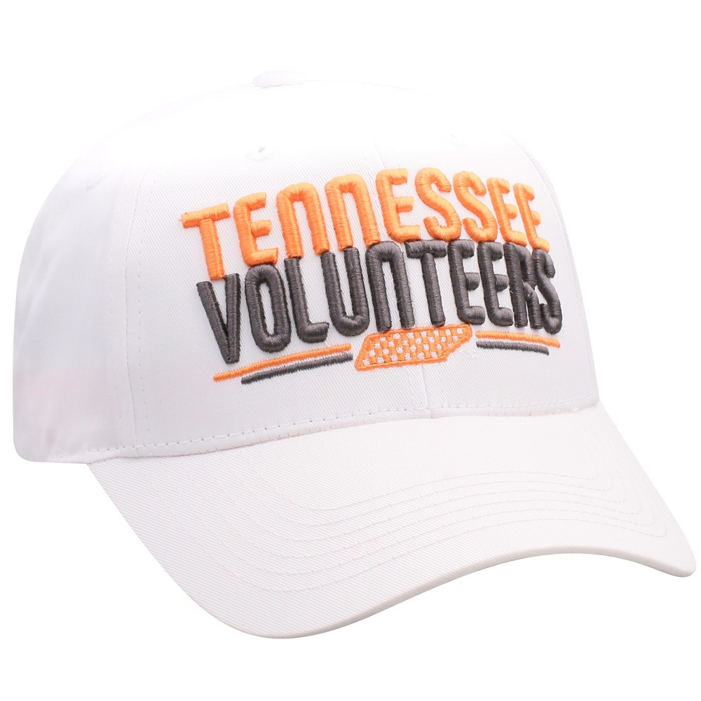 NCAA Men's Tennessee Volunteers Network Hat NCAA Men's Tennessee Volunteers Network Hat Size: Osfm. Gender: Male. Age Group: Adult. Material: Cotton.