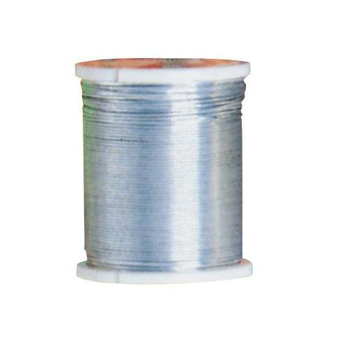 Creativity Street High Quality Craft Wire, 24 yd, 24 ga, Silver - image 1 of 1