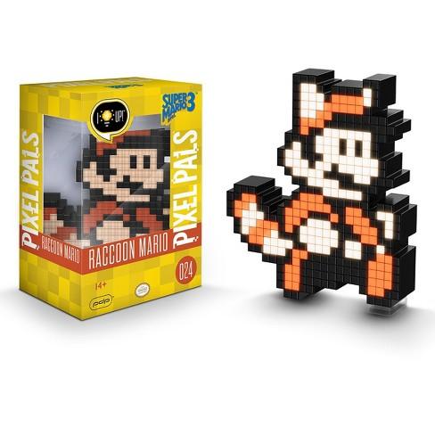 Pixel Pals - Nintendo - Raccoon Mario - image 1 of 3