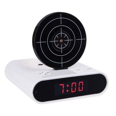 Table Clocks Black Sharper Image Brickseek