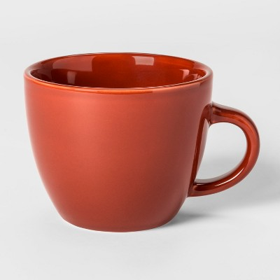 17oz Avesta Stoneware Mug Red - Project 62™