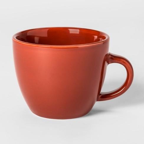 17oz Avesta Stoneware Mug Red - Project 62™ - image 1 of 1