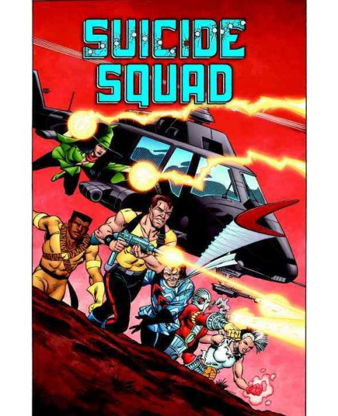 Suicide Squad 1 : Trial by Fire (Paperback) (John Ostrander) - image 1 of 1