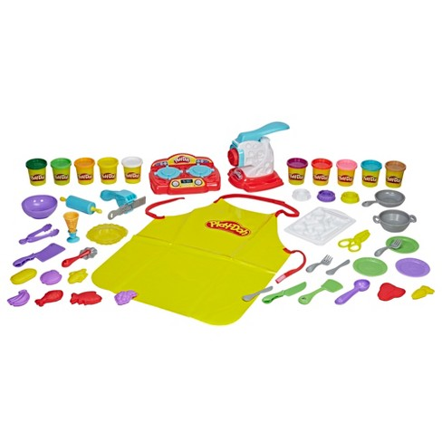 Play Doh Kitchen Creations Little Chefs Boxed Set