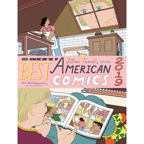 The Best American Comics 2019 The Best American Comics 2019   (Best American Series (R